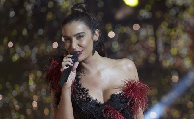 Sıla İstanbul'da müzik ziyafeti çekti