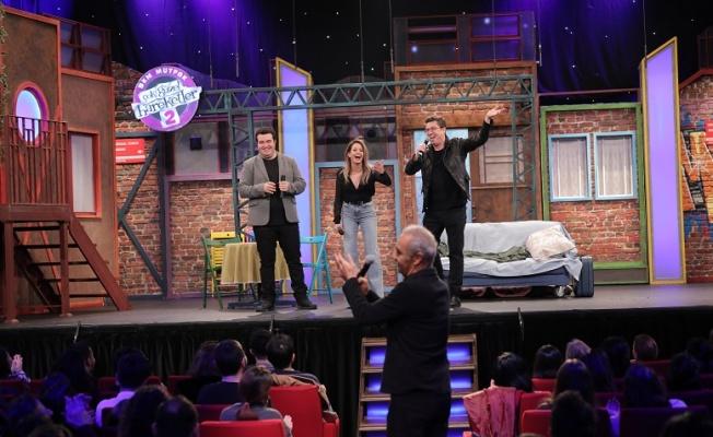 'Bayi Toplantısı'nın oyuncuları  'Çok Güzel Hareketler'e konuk oldu!