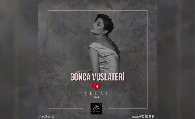 Gonca Vuslateri ile aşk rüzgârı esecek