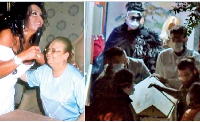 Bülent Ersoy'un annesinin bilinmeyen hayatı ve fotoğrafları!