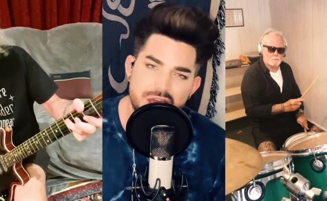 Queen + Adam Lambert'tan yeni kayıt: 'You Are The Champions'