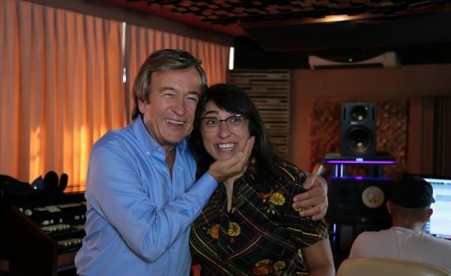 Erol Evgin ve Kalben'den eğlenceli tango