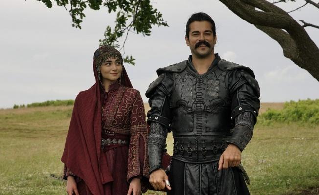 'Kuruluş Osman' Çarşamba'nın Zirvesinde!