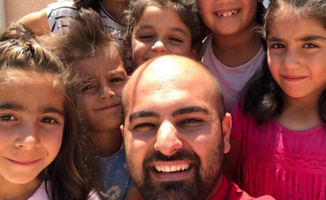 Gaziantep'li kuaför Erhan Kaya'dan alkışlanacak hareket