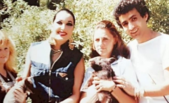 Mehmet Yüzüak'tan Diva ile çok özel fotoğraf!