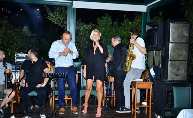 Trabzon Kültür Derneği'nde unutulmaz gece