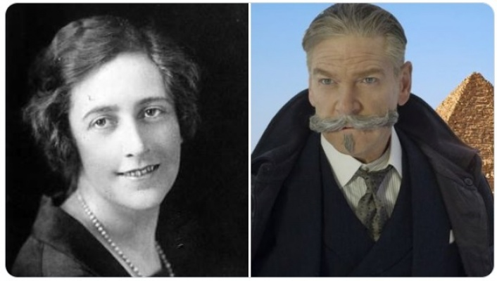 """""""Nil'de Ölüm"""" filminin yönetmen ve oyuncuları Agatha Christie'yi 130. doğum gününde unutmadı"""