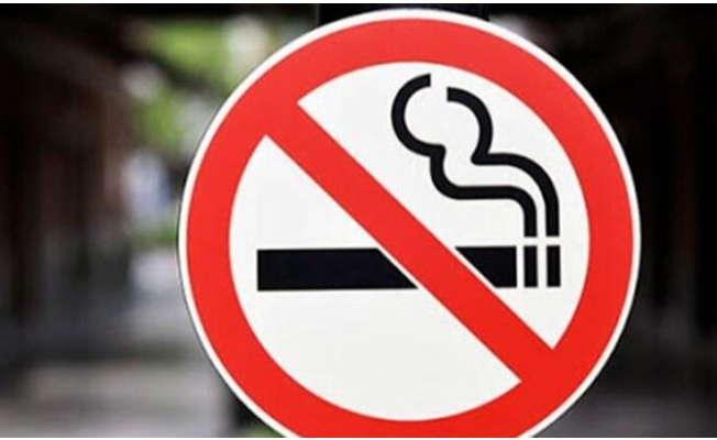 Dışarıda sigara içmek yasaklandı