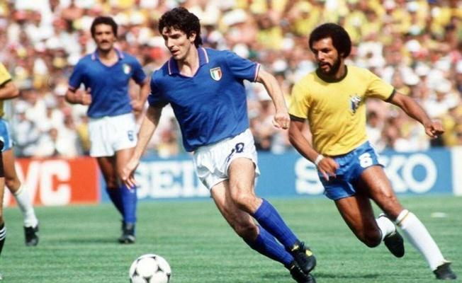 Paolo Rossi 64 yaşında hayatını kaybetti