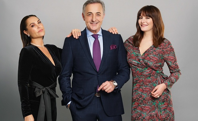 Hülya Avşar, Mehmet Aslantuğ ve Deniz Çakır 'Masumiyet' dizisi ile Fox'da!