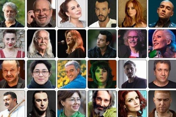 Müzisyenlerden Boğaziçi'ne destek