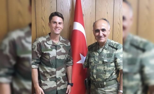 Anıl Tetik'ten  duygulandıran Korgeneral Osman Erbaş paylaşımı