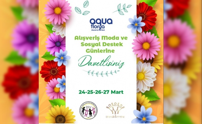 Girişimciler Aqua Florya AVM'de buluşacak!