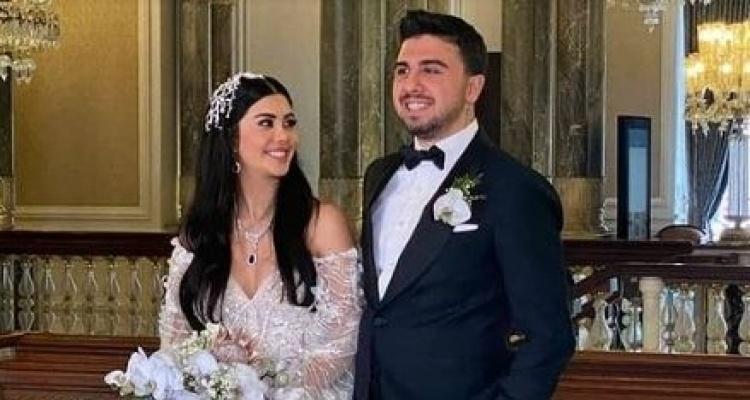 Ozan Tufan Rojin Haspolat ile evlendi