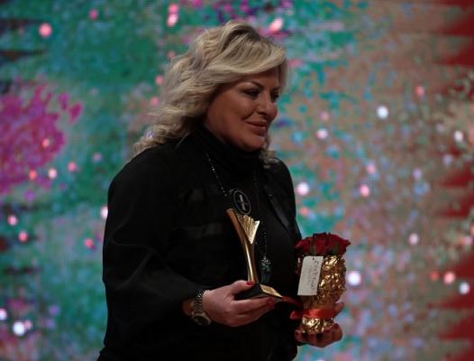 Türkü'ye Türk Halk Müziği Sanatçısı Ödülü