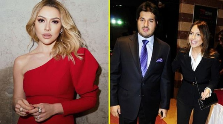 Hadise'nin Reza Zarrab'la olan haberlerine erişim engeli talebi reddedildi