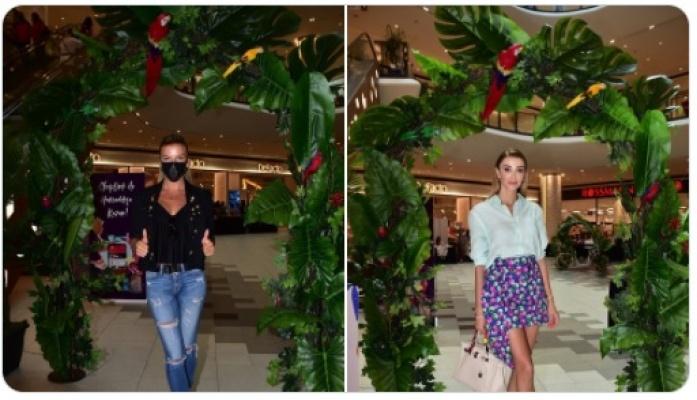 Maltepe de alışveriş ve moda günlerine büyük ilgi!