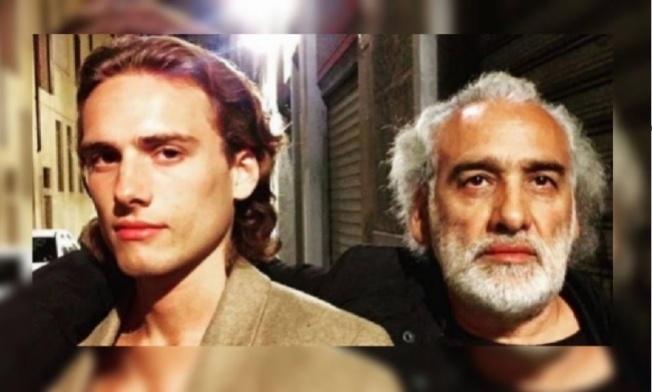 Oğlundan sonra yönetmen Sinan Çetin de çıplak görüntülendi