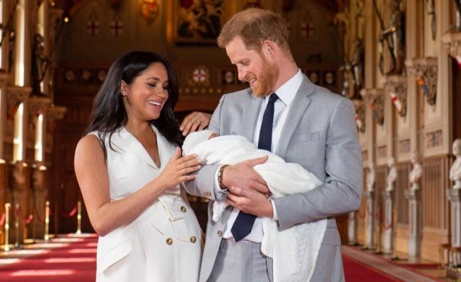 Prens Harry ve Meghan Kızlarına Diana İsmini Verdi