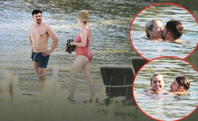 Katy Perry ve Orlando Bloom, Bodrum'da!