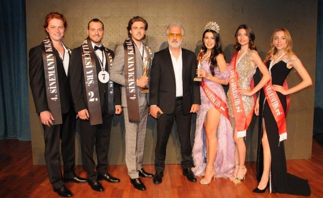 Sinemanın yeni Kral ve Kraliçesi Bodrum'da seçildi