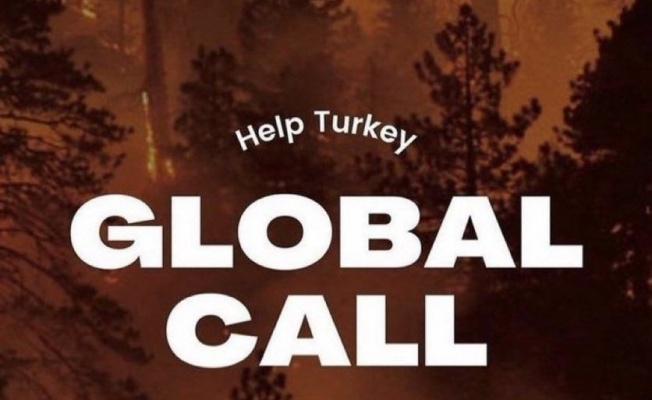 """Ünlü isimlerden global yardım çağrısı.. """"Türkiye'ye yardım edin"""""""