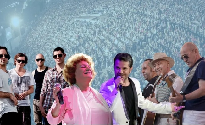 Harbiye Açıkhava Sonbahar Konserleri Başlıyor