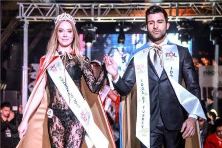 3. Idol Of Models 2013 Türkiye Finali Eskişehir'de gerçekleşti