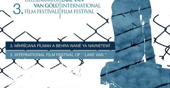 3. Uluslararası Van Gölü Film Festivali Başladı