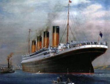 3D 'Titanic'e büyük ilgi !
