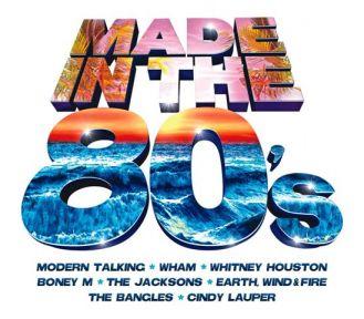 80'lere geri dönmeye hazır mısınız ? 'Made In The 80's' albümü  çıktı!