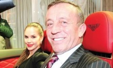 Ağa'dan kızına 500 Bin Euro'luk hediye