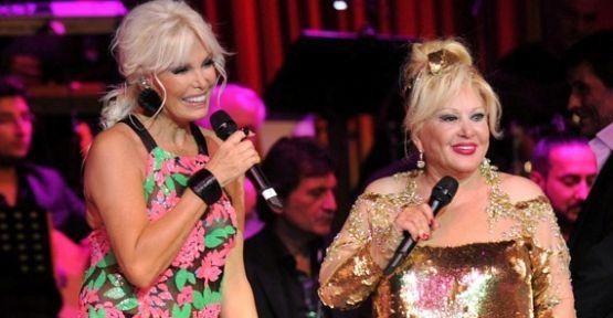 Ajda Pekkan & Muazzez Abacı Açıkhava Konseri Bayram'da Star TV'de!