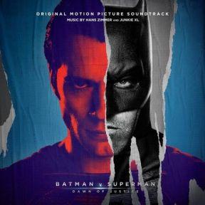 """""""Batman V Superman: Dawn Of Justice (Deluxe Edition)"""" Albümü Müzik Marketlerde ve iTunes'ta!"""