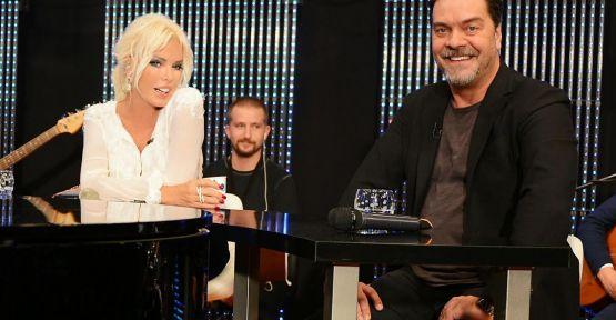 Beyazıt Öztürk Süperstar Ajda Pekkan'a konuk oldu!