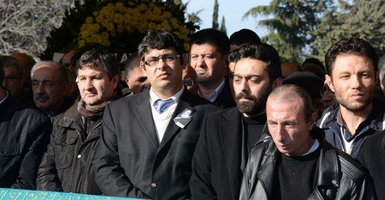Bizimkiler'in Davut Usta'sı Selçuk Uluergüven son yolculuğuna uğurlandı