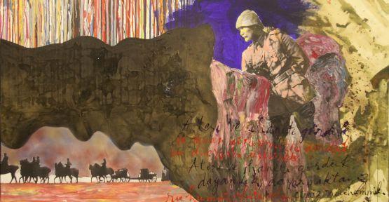 Cumhuriyet'in 93. Yılında 93. Sanatçı Eserleriyle Bodrum'da
