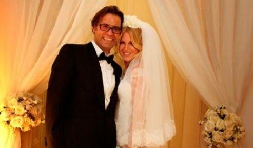 Derin Mermerci ve Cem Aydın Evlendi