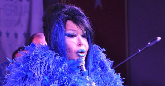 Diva Bülent Ersoy Yeni Yıl'a Afyon'da girdi