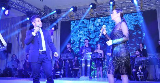 Ebru Gündeş ve Emre Belözoğlu'nden TESYEV'e büyük destek!