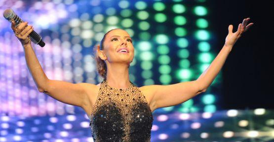 Ebru Güneş Gürcüstan'da konser verecek!