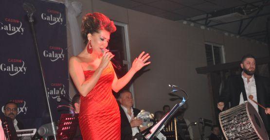 Ebru Yaşar'dan Galaxy Casino'da 'After Sevgililer Günü' partisi !