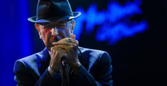 Leonard Cohen vefat etti