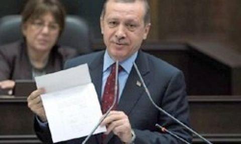 Erdoğan: Kapatılan camide kadın oynatılıp, şarap içilmiştir