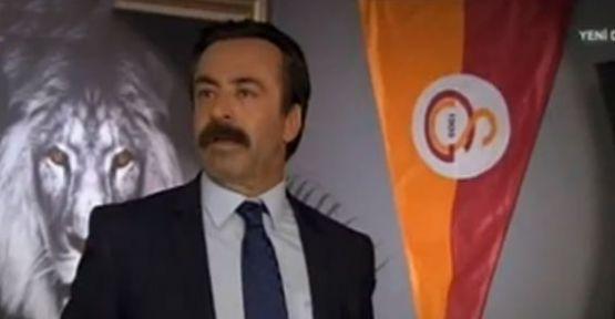 Galatasaraylı sahneyle ilgili 'İş Kazası' açıklaması yapıp istifa etti!