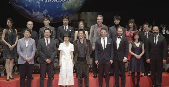 """""""Ertuğrul 1890""""ın galası Japonya'da gerçekleşti"""