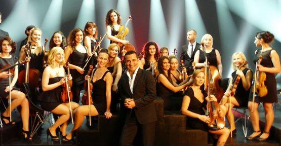 Ferhat Göçer'den Senfonik Klip!