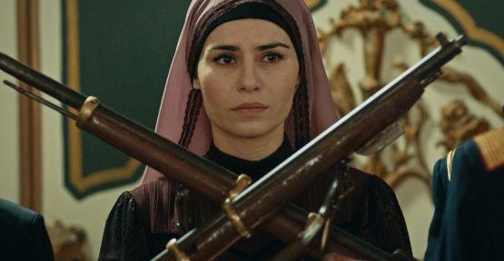 """""""Filinta"""" dizisinin Nur Sultan'ı Gülşah Şahin """"Halide Edip Adıvar'ı oynamak isterim!"""""""