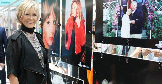 Filiz Akın fotoğrafları sergisi açıldı