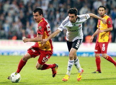 Galatasaray Süper Final'de iyi başladı: GS 2- 0 BJK